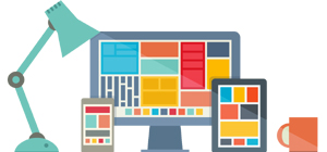 responsive web designing services, logo designing services
