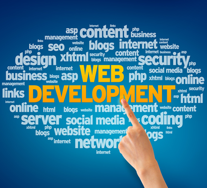 website development by web shooters kolkata